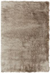 Whisper Mocha Super soft Shaggy Rug by Asiatic