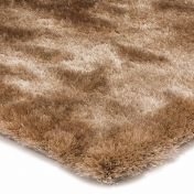 Whisper Wheat Super Soft Shaggy Rug By Asiatic