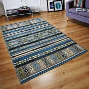 Zante 5501 B Blue Rug By Oriental Weavers