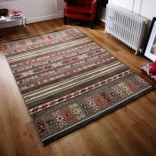 Zante 5501 D Brown Rug By Oriental Weavers